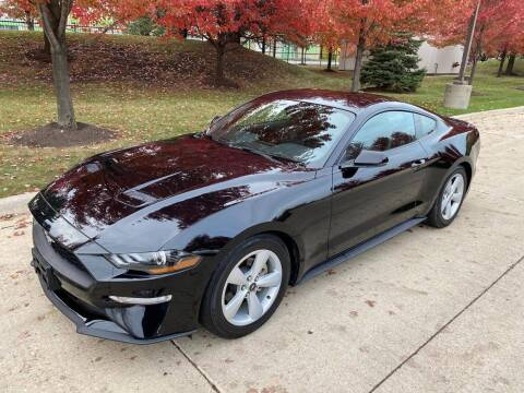 2019 Ford Mustang for sale at Western Star Auto Sales in Chicago IL