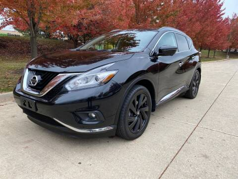 2017 Nissan Murano for sale at Western Star Auto Sales in Chicago IL