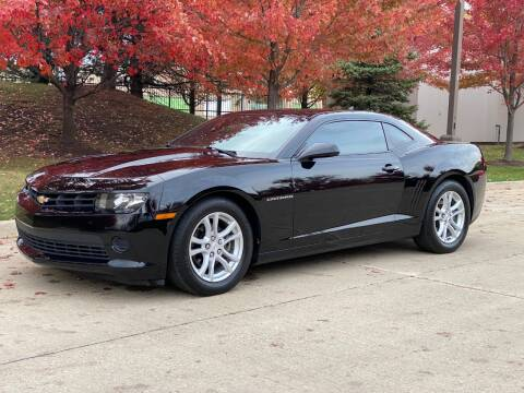 2014 Chevrolet Camaro for sale at Western Star Auto Sales in Chicago IL