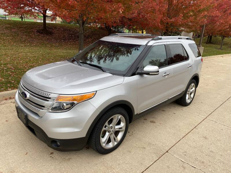 2014 Ford Explorer for sale at Western Star Auto Sales in Chicago IL