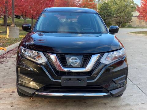 2017 Nissan Rogue for sale at Western Star Auto Sales in Chicago IL