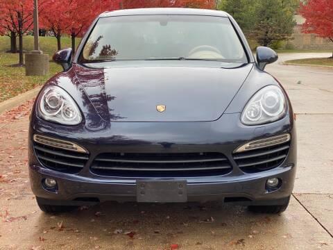 2011 Porsche Cayenne for sale at Western Star Auto Sales in Chicago IL