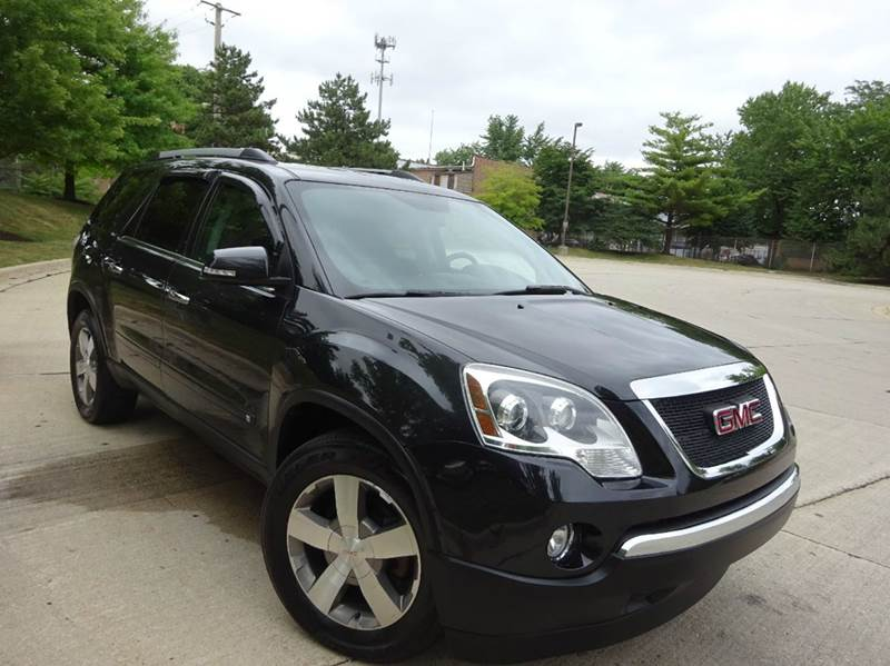 2010 GMC Acadia for sale at Western Star Auto Sales in Chicago IL