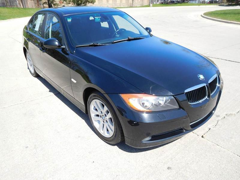 2007 BMW 3 Series for sale at Western Star Auto Sales in Chicago IL