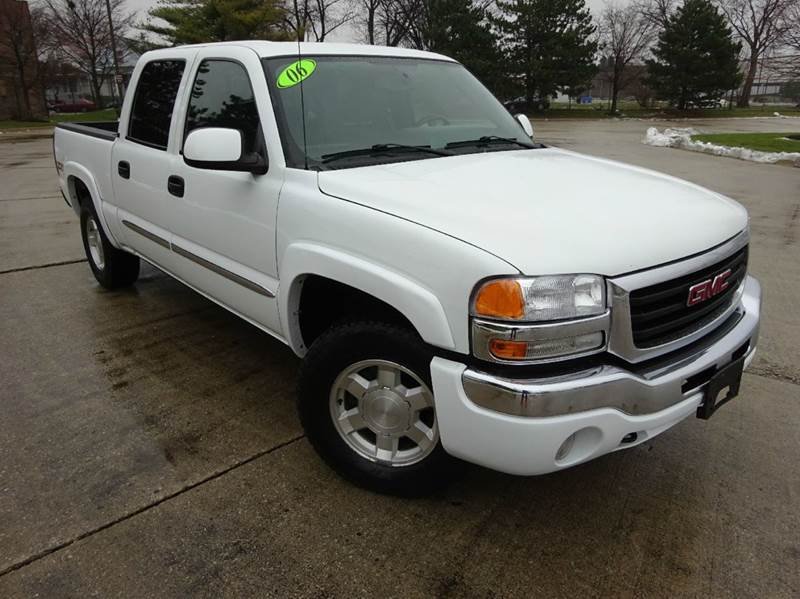 2006 GMC Sierra 1500 for sale at Western Star Auto Sales in Chicago IL