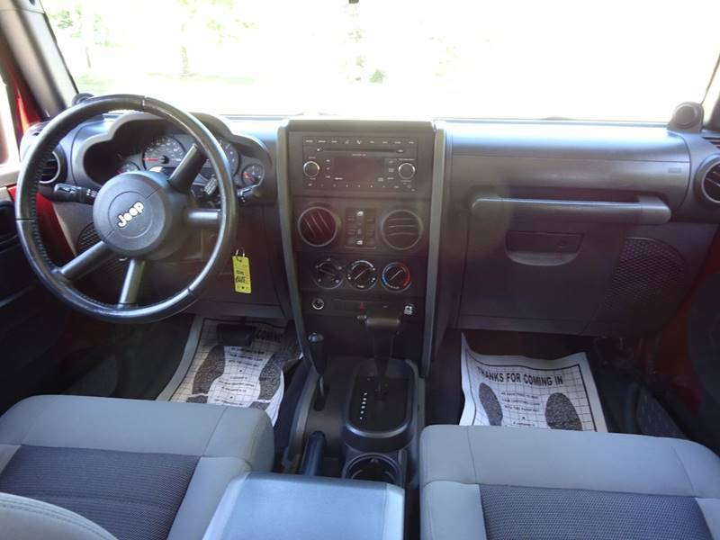 2008 Jeep Wrangler Unlimited for sale at Western Star Auto Sales in Chicago IL