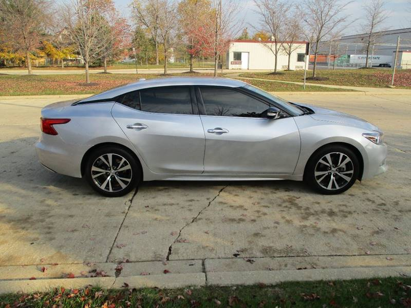 2017 Nissan Maxima for sale at Western Star Auto Sales in Chicago IL