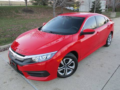 2016 Honda Civic for sale at Western Star Auto Sales in Chicago IL