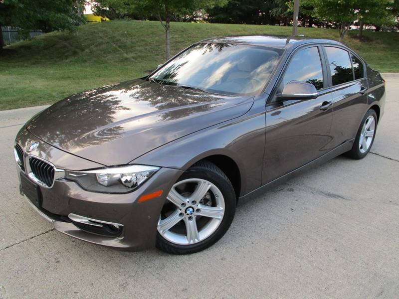 2015 BMW 3 Series for sale at Western Star Auto Sales in Chicago IL