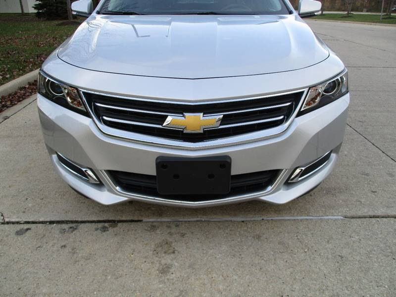 2017 Chevrolet Impala for sale at Western Star Auto Sales in Chicago IL