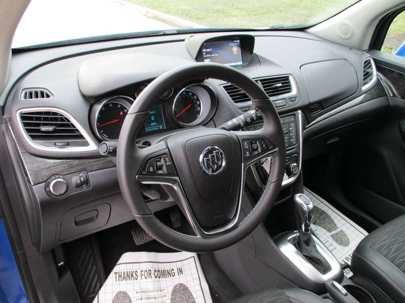 2015 Buick Encore for sale at Western Star Auto Sales in Chicago IL
