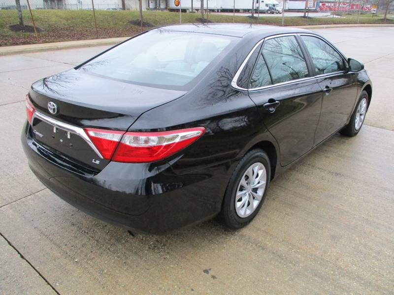 2015 Toyota Camry for sale at Western Star Auto Sales in Chicago IL