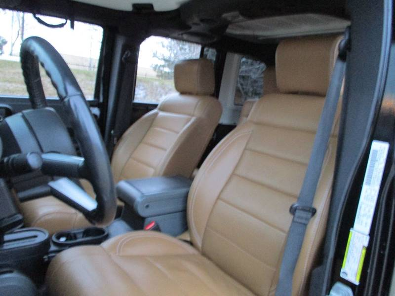 2010 Jeep Wrangler Unlimited for sale at Western Star Auto Sales in Chicago IL