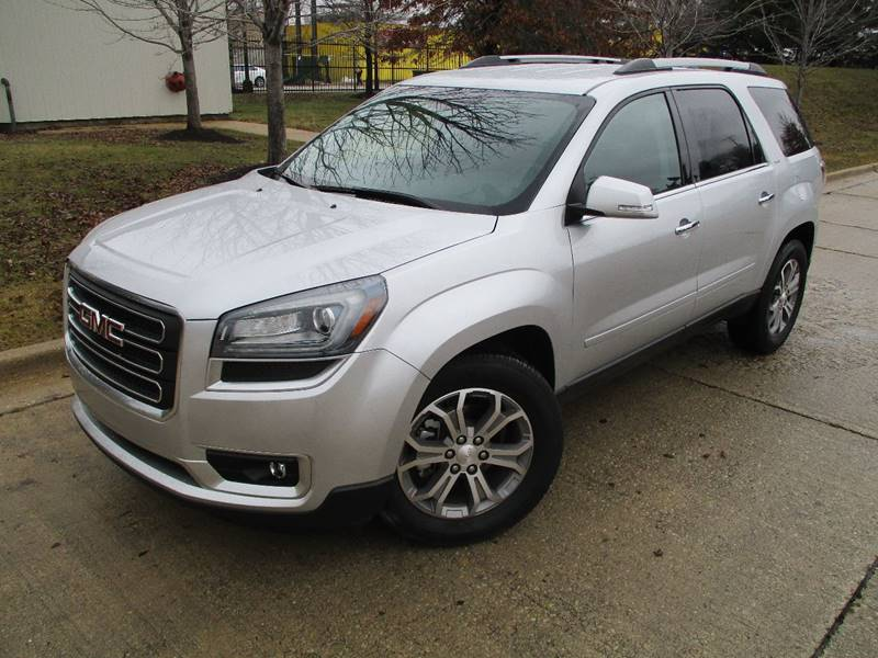 2016 GMC Acadia for sale at Western Star Auto Sales in Chicago IL