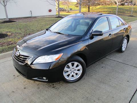 2007 Toyota Camry for sale at Western Star Auto Sales in Chicago IL