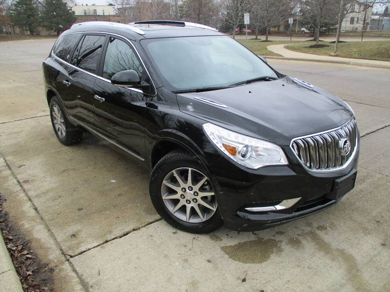2017 Buick Enclave for sale at Western Star Auto Sales in Chicago IL