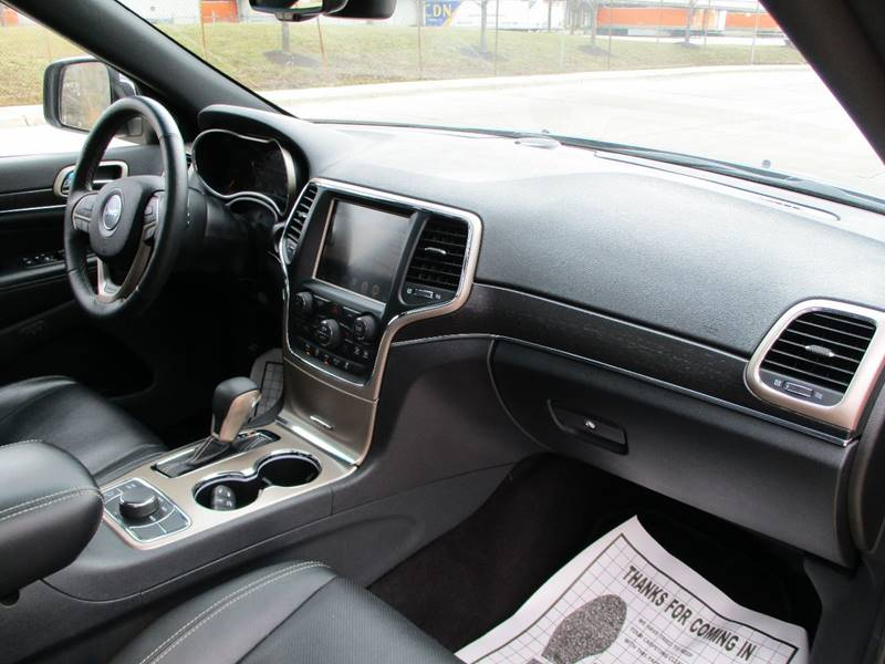 2016 Jeep Grand Cherokee for sale at Western Star Auto Sales in Chicago IL