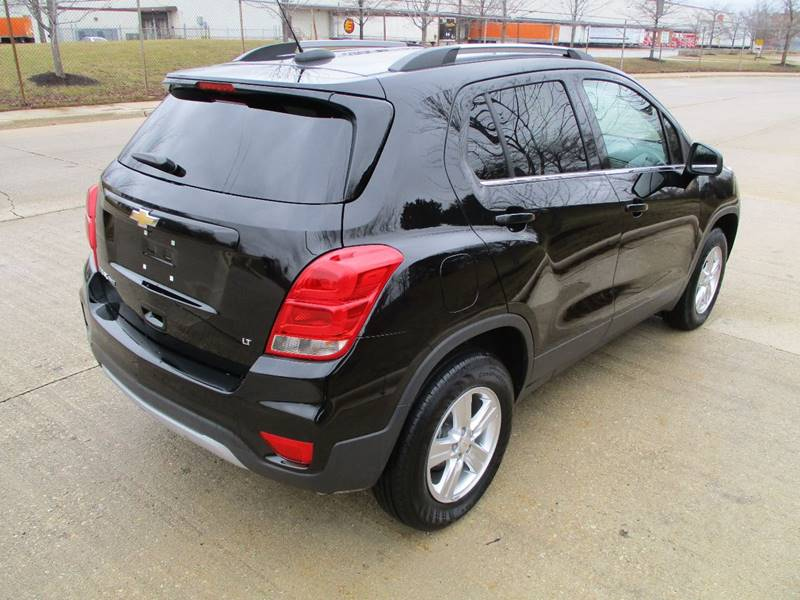 2017 Chevrolet Trax for sale at Western Star Auto Sales in Chicago IL