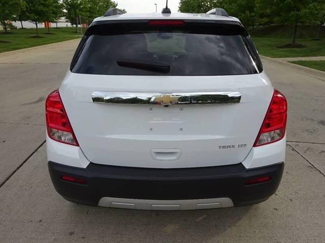 2016 Chevrolet Trax for sale at Western Star Auto Sales in Chicago IL