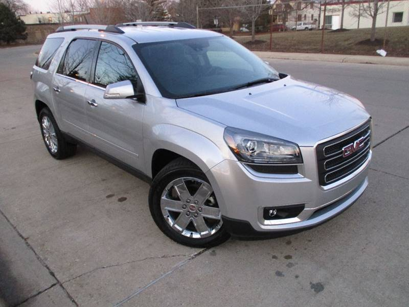2017 GMC Acadia Limited for sale at Western Star Auto Sales in Chicago IL