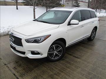 2016 Infiniti QX60 for sale at Western Star Auto Sales in Chicago IL