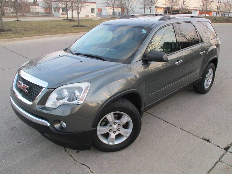 2011 GMC Acadia for sale at Western Star Auto Sales in Chicago IL