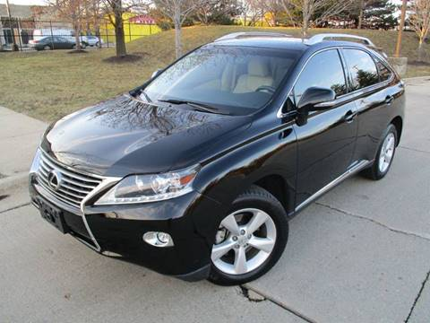 2015 Lexus RX 350 for sale in Chicago, IL