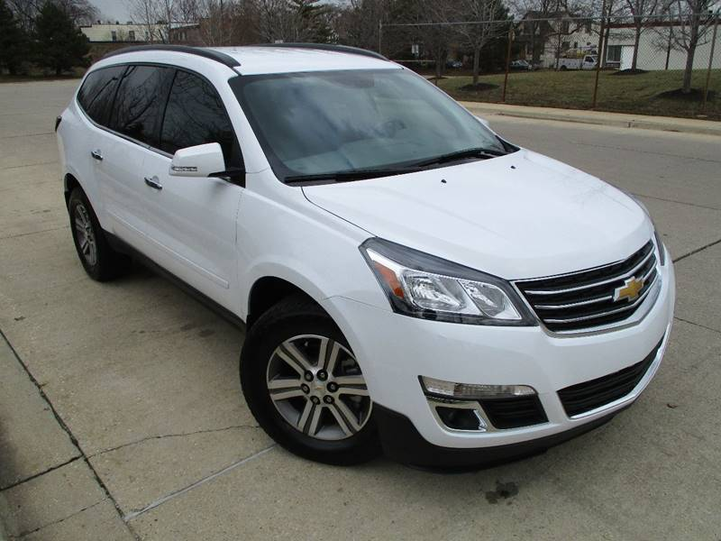 2016 Chevrolet Traverse for sale at Western Star Auto Sales in Chicago IL