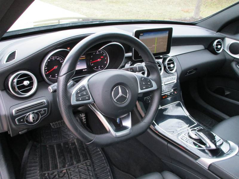 2016 Mercedes-Benz C-Class for sale at Western Star Auto Sales in Chicago IL