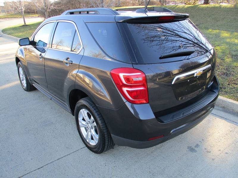 2016 Chevrolet Equinox for sale at Western Star Auto Sales in Chicago IL