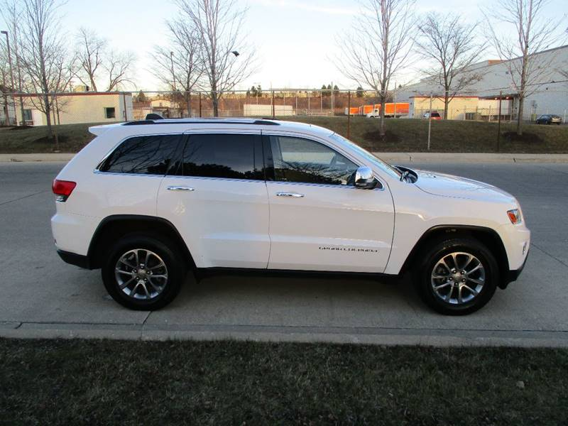 2015 Jeep Grand Cherokee for sale at Western Star Auto Sales in Chicago IL