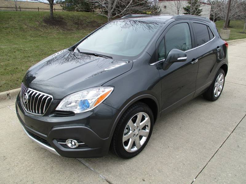2016 Buick Encore for sale at Western Star Auto Sales in Chicago IL