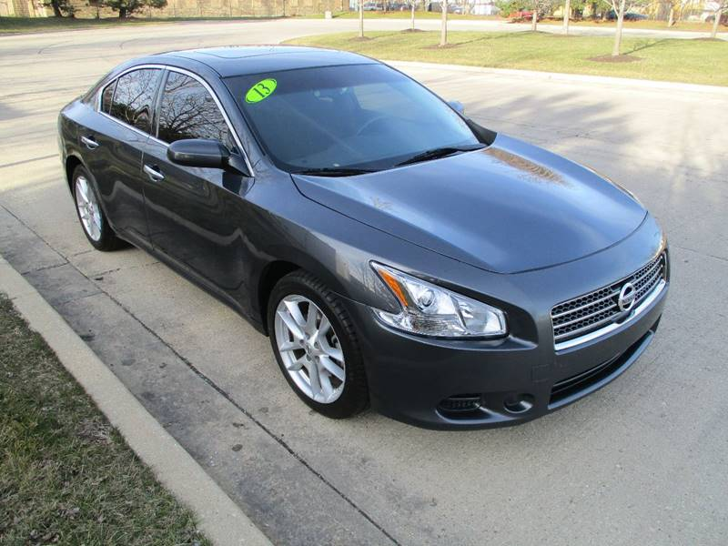 2013 Nissan Maxima for sale at Western Star Auto Sales in Chicago IL