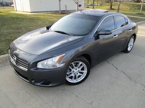 2013 Nissan Maxima for sale in Chicago, IL