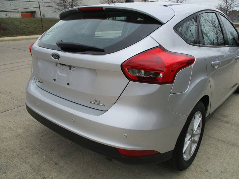 2015 Ford Focus for sale at Western Star Auto Sales in Chicago IL
