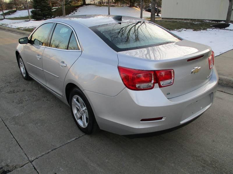 2015 Chevrolet Malibu for sale at Western Star Auto Sales in Chicago IL