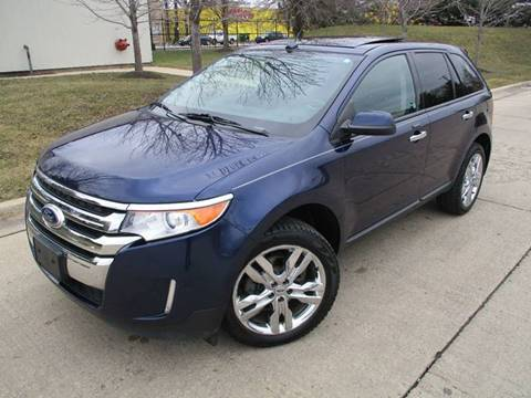 2011 Ford Edge for sale at Western Star Auto Sales in Chicago IL