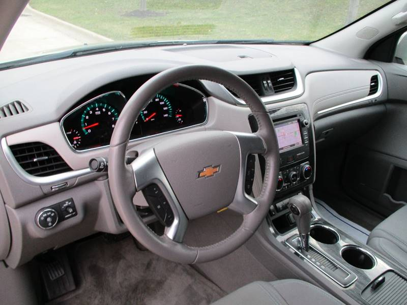 2015 Chevrolet Traverse for sale at Western Star Auto Sales in Chicago IL