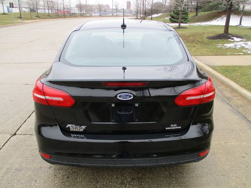 2016 Ford Focus for sale at Western Star Auto Sales in Chicago IL