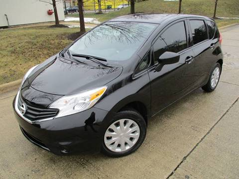 2015 Nissan Versa Note for sale at Western Star Auto Sales in Chicago IL