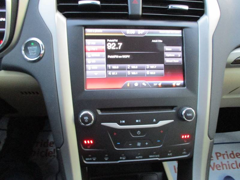 2015 Ford Fusion for sale at Western Star Auto Sales in Chicago IL