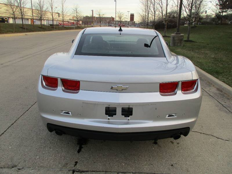 2010 Chevrolet Camaro for sale at Western Star Auto Sales in Chicago IL