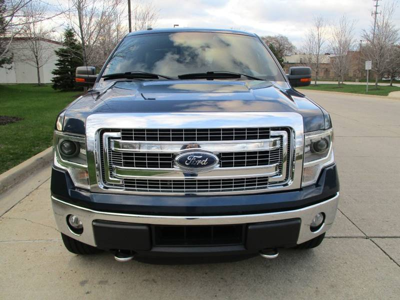2014 Ford F-150 for sale at Western Star Auto Sales in Chicago IL