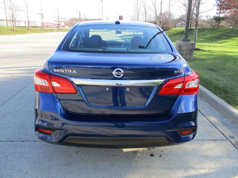2017 Nissan Sentra for sale at Western Star Auto Sales in Chicago IL