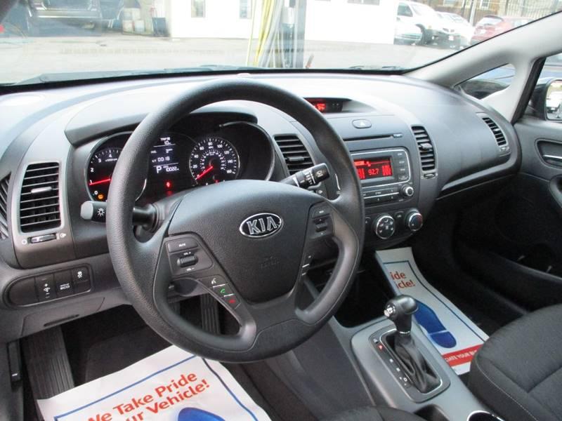 2016 Kia Forte for sale at Western Star Auto Sales in Chicago IL