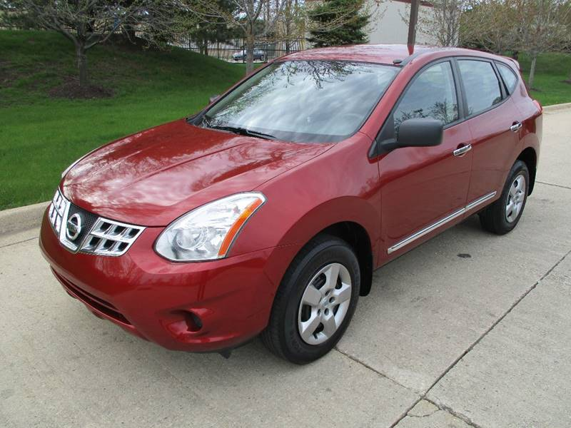 2013 Nissan Rogue for sale at Western Star Auto Sales in Chicago IL