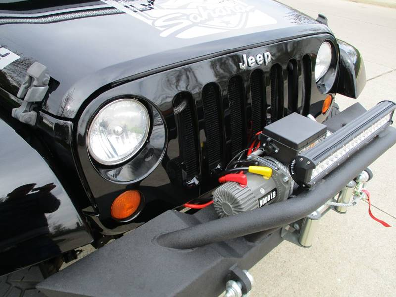 2007 Jeep Wrangler Unlimited for sale at Western Star Auto Sales in Chicago IL