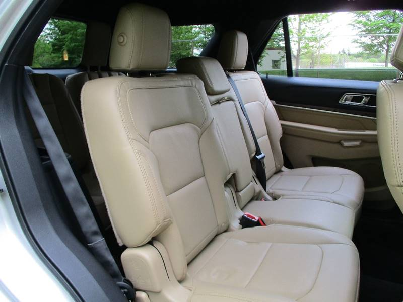 2016 Ford Explorer for sale at Western Star Auto Sales in Chicago IL