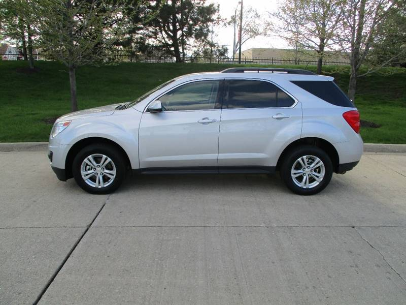2015 Chevrolet Equinox for sale at Western Star Auto Sales in Chicago IL