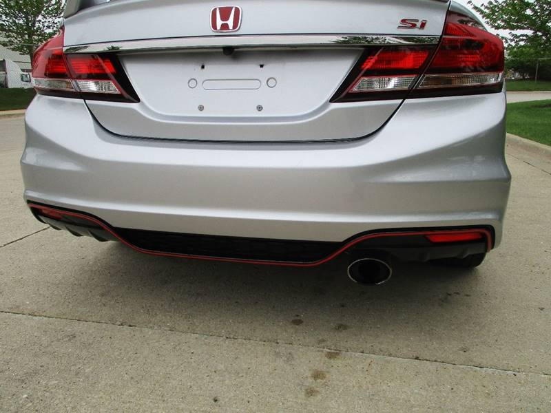 2015 Honda Civic for sale at Western Star Auto Sales in Chicago IL